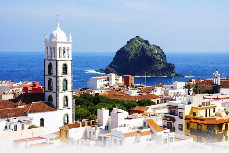 What are the most popular attractions in Tenerife?