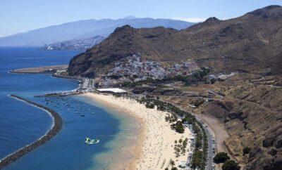 Areas of Tenerife