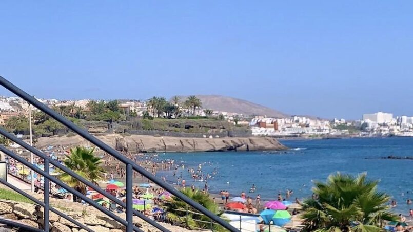 Tenerife returns to normal live